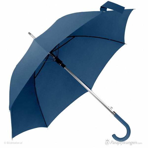 Reklam-paraply med tryck, Pohlman, stor bild