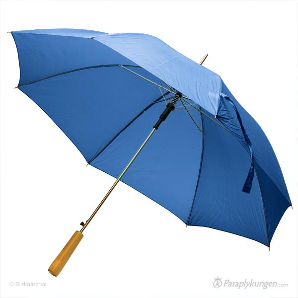 Reklam-paraply med tryck, Barometer, stor bild