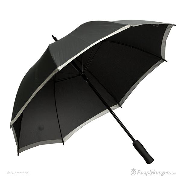 Reklam-paraply med tryck, Albedo, stor bild