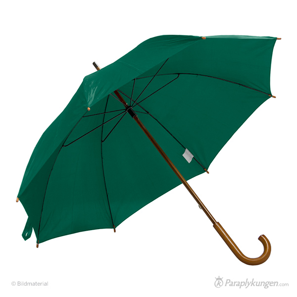 Reklam-paraply med tryck, Västerli, stor bild