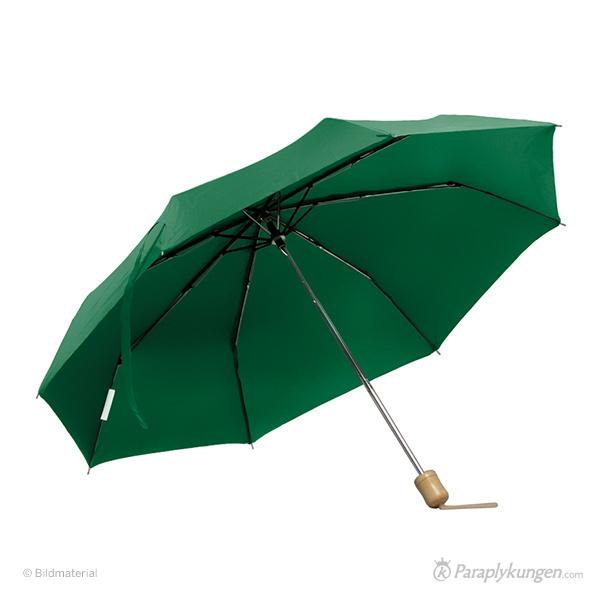 Reklam-paraply med tryck, Nimbus, stor bild