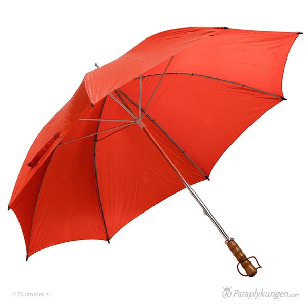 Reklam-paraply med tryck, Inverso, stor bild
