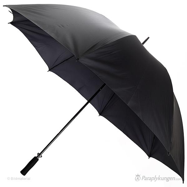Reklam-paraply med tryck, Kelvin, stor bild