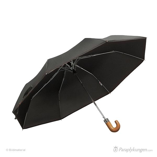 Reklam-paraply med tryck, Millibar, stor bild