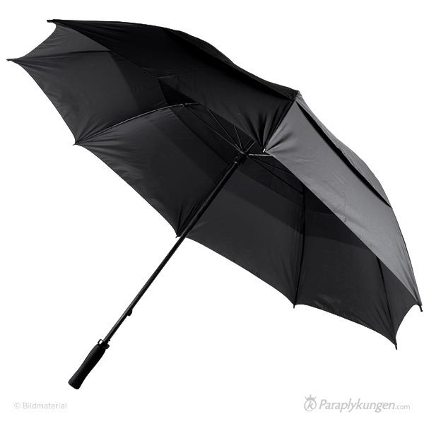 Reklam-paraply med tryck, Fahrenheit, stor bild