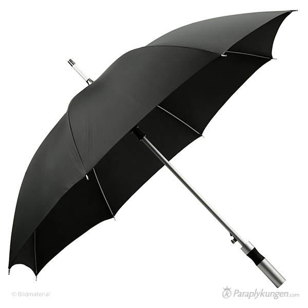 Reklam-paraply med tryck, Hydro, stor bild