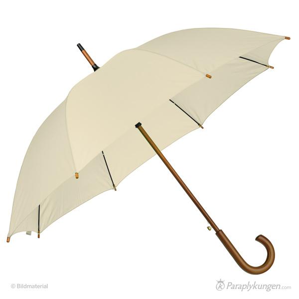 Reklam-paraply med tryck, Isobar, stor bild