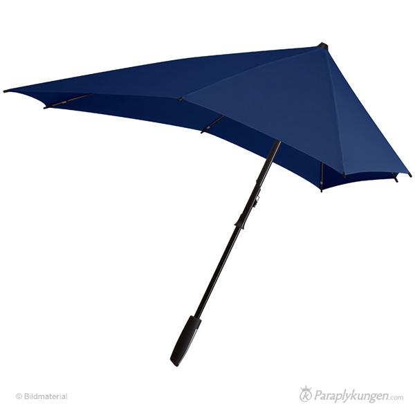 Reklam-paraply med tryck, Senz° Smart, stor bild