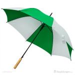 grön-vit
