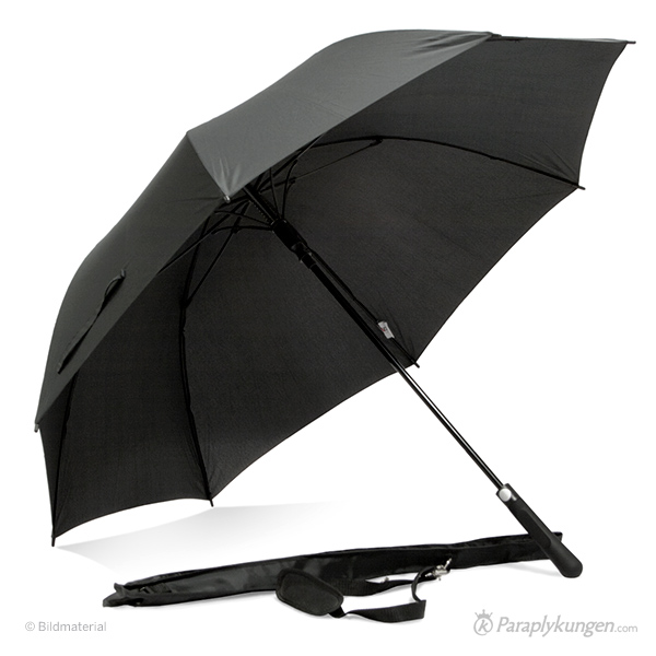 Reklam-paraply med tryck, Santa Ana, stor bild