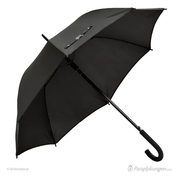 Reklam-paraply med tryck, Stratus, stor bild