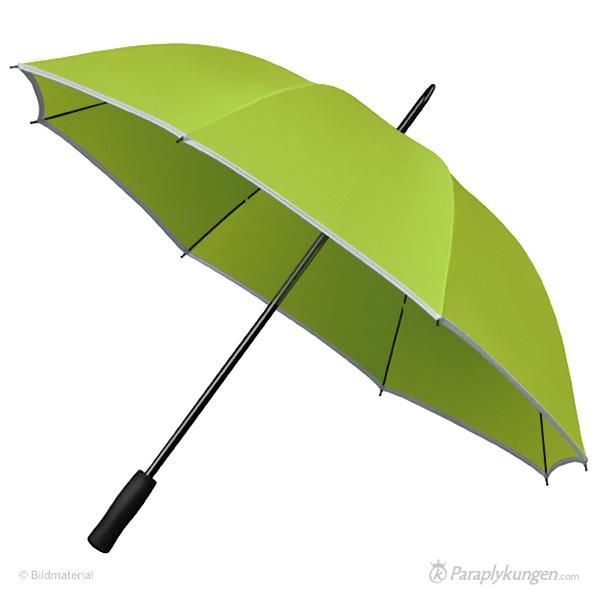 Reklam-paraply med tryck, Solglimt, stor bild