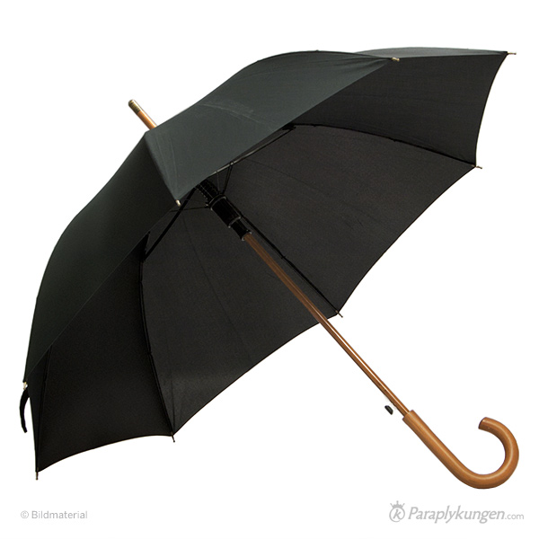 Reklam-paraply med tryck, Vortex, stor bild