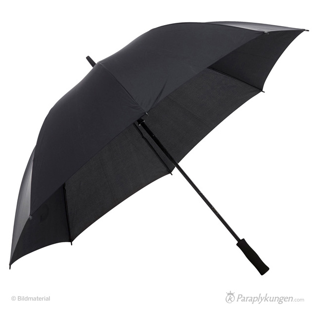 Reklam-paraply med tryck, Meteo Golf, stor bild