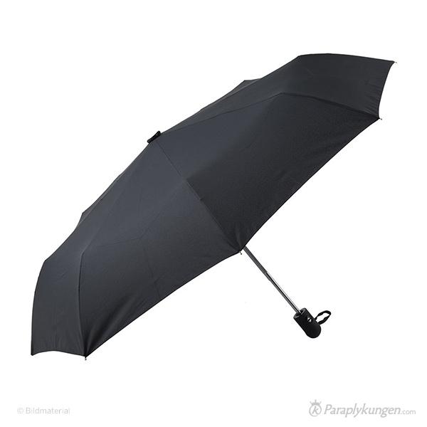 Reklam-paraply med tryck, Shelter, stor bild