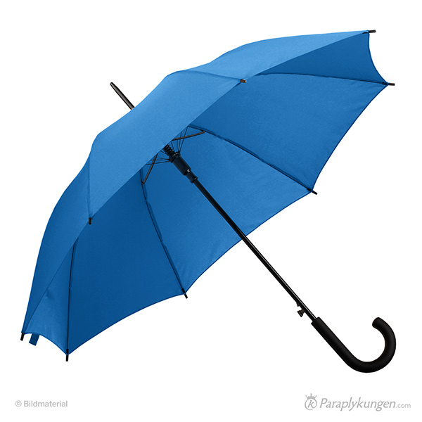 Reklam-paraply med tryck, Overcast, stor bild