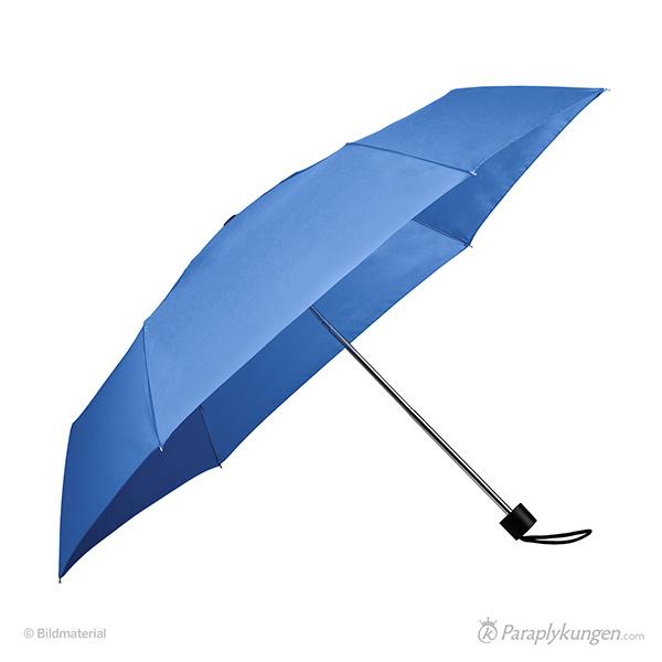 Reklam-paraply med tryck, Hexocumulus, stor bild