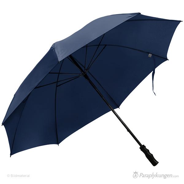 Reklam-paraply med tryck, Meridian LT, stor bild